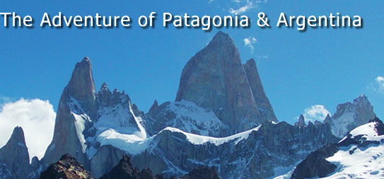 THE ADVENTURE OF PATAGONIA & ARGENTINA